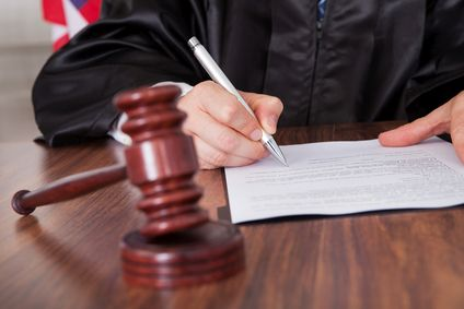 A judge cannot force settlement of a workers' compensation case