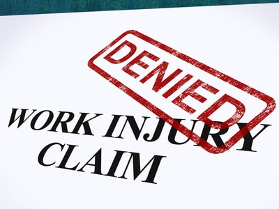 The workers' compensation insurance company may deny your claim by alleging that you were injured as a result of willful misconduct