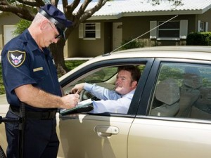 Willful misconduct speeding ticket