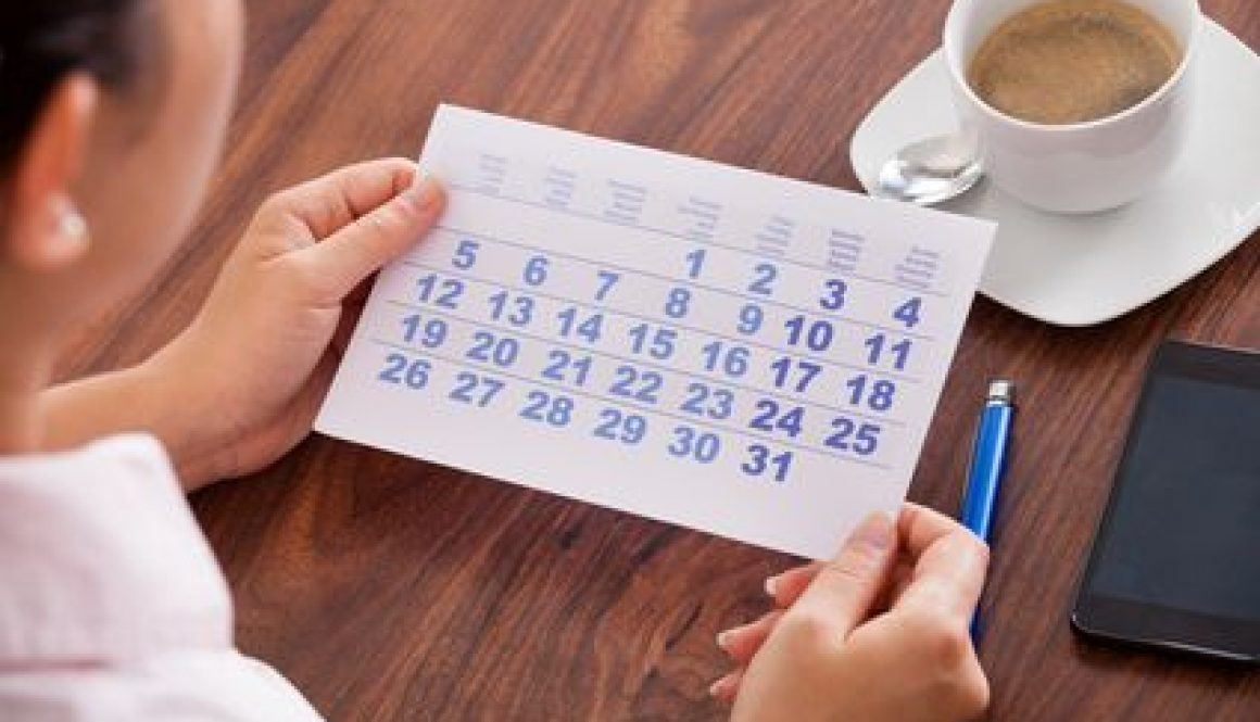 Statute of limitations deadline approaching on calendar