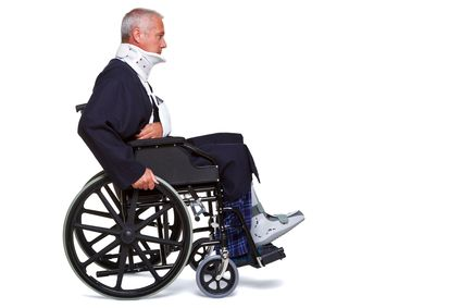Wheelchairs and other assistive devices can make it difficult to get around your house safely