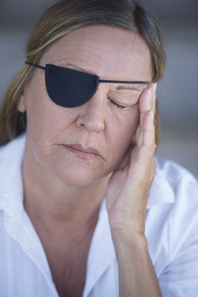 An eye injury can make it difficult to return to work
