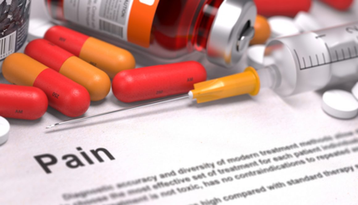 Doctors sometime use opioid treatment to relieve pain from a work injury