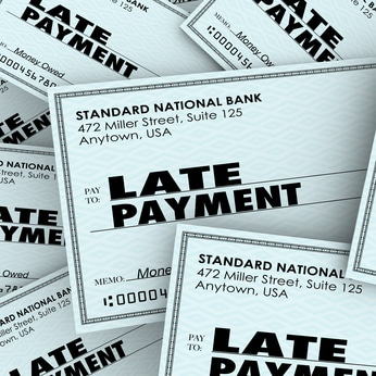 Insurance companies can have to pay late penalties when they do not send workers compensation checks on time