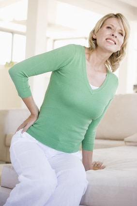 Many people suffer neck and back pain from herniated discs