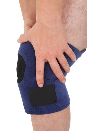 A serious knee injury can make it difficult to return to work